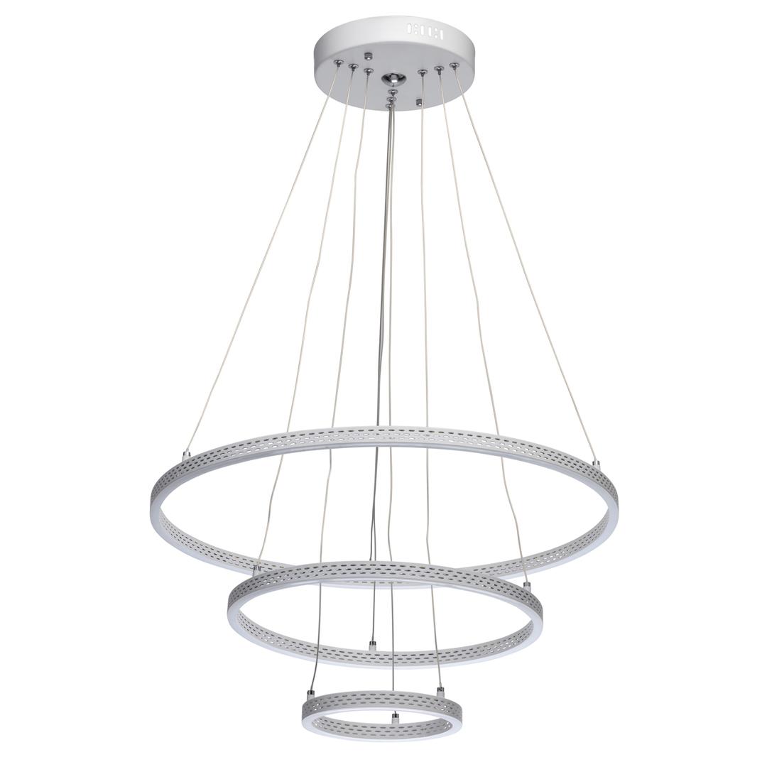 Lampa suspendată Aurich Hi-Tech 60 White - 496019103