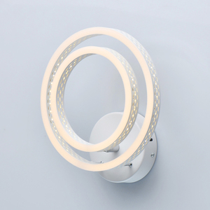 Lampă de perete Aurich Hi-Tech 18 Alb - 496029202 small 1