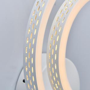Lampă de perete Aurich Hi-Tech 18 Alb - 496029202 small 4
