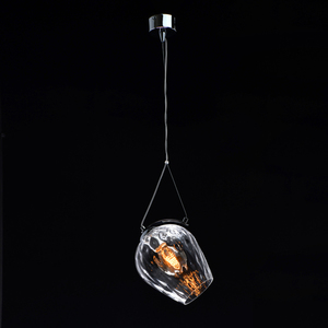 Lampa suspendată Bremen Megapolis 1 Chrome - 606010501 small 1