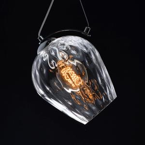 Lampa suspendată Bremen Megapolis 1 Chrome - 606010501 small 4