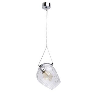 Lampa suspendată Bremen Megapolis 1 Chrome - 606010501 small 0