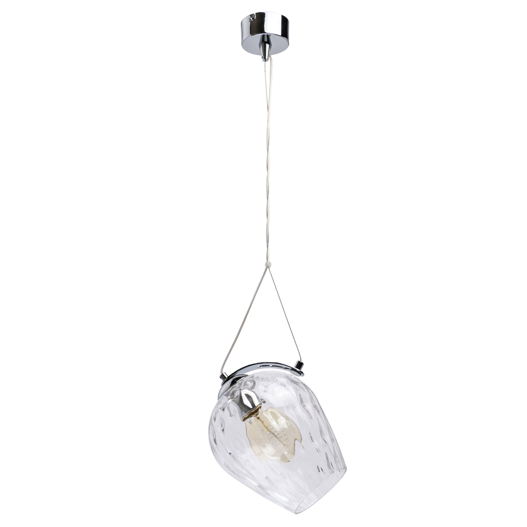 Lampa suspendată Bremen Megapolis 1 Chrome - 606010501