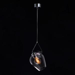 Lampa suspendată Bremen Megapolis 1 Chrome - 606010701 small 1