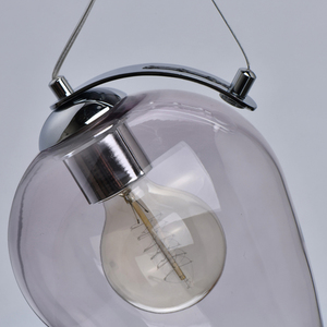 Lampa suspendată Bremen Megapolis 1 Chrome - 606010701 small 6