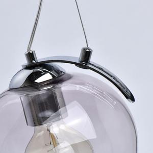 Lampa suspendată Bremen Megapolis 1 Chrome - 606010701 small 7