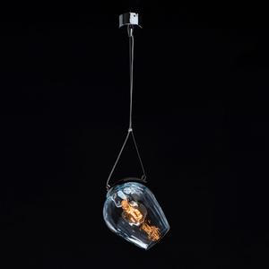 Lampa suspendată Bremen Megapolis 1 Chrome - 606010801 small 1