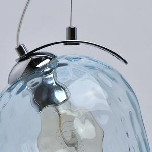 Lampa suspendată Bremen Megapolis 1 Chrome - 606010801 small 8