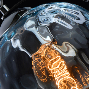 Lampa suspendată Bremen Megapolis 1 Chrome - 606010801 small 10