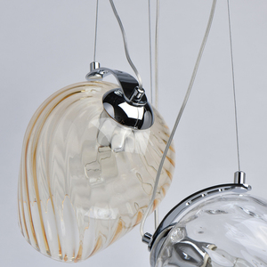 Lampa suspendată Bremen Megapolis 5 Chrome - 606010905 small 7