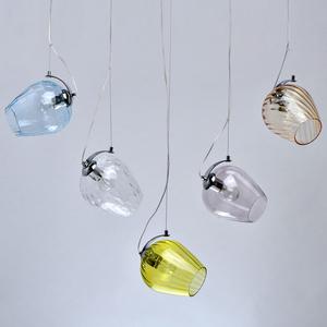 Lampa suspendată Bremen Megapolis 5 Chrome - 606011105 small 5