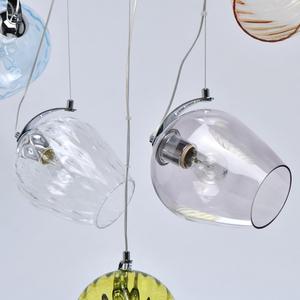 Lampa suspendată Bremen Megapolis 5 Chrome - 606011105 small 2