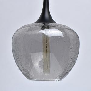 Lampa suspendată Bremen Megapolis 1 Negru - 606011201 small 5