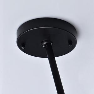Lampa suspendată Bremen Megapolis 1 Negru - 606011201 small 2