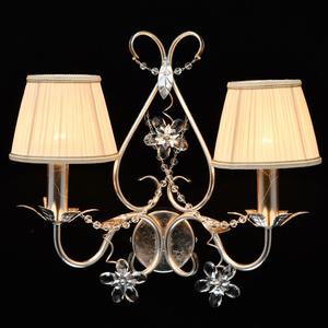 Lampa de perete Valencia Elegance 2 Silver - 299022102 small 1