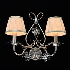 Lampa de perete Valencia Elegance 2 Silver - 299022102 small 2
