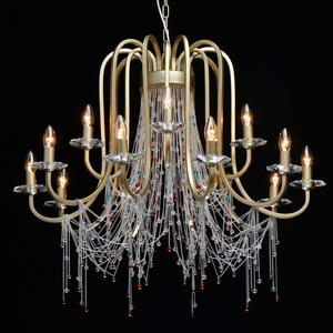 Lampa suspendată Valencia Classic 15 Gold - 299011715 small 1