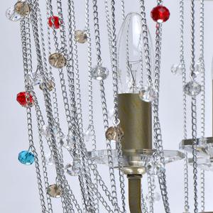 Lampa cu pandantiv Valencia Classic 4 Gold - 299012004 small 8