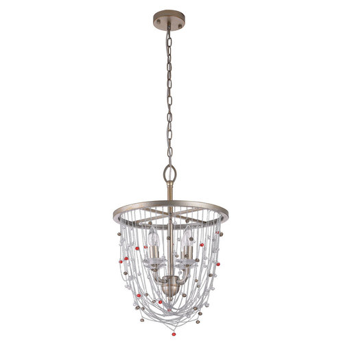 Lampa cu pandantiv Valencia Classic 4 Gold - 299012004