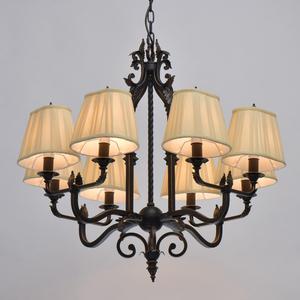 Lampa suspendată Victoria Country 8 Black - 401010908 small 7