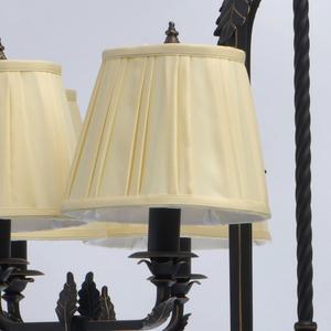 Lampa suspendată Victoria Country 8 Black - 401010908 small 8