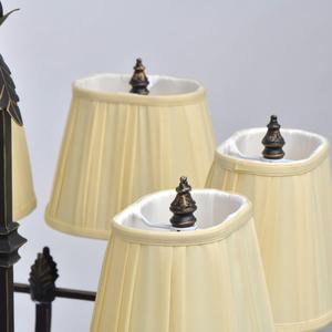 Lampa suspendată Victoria Country 8 Black - 401010908 small 11