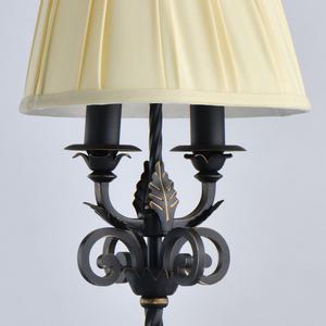 Lampa de masă Victoria Country 2 Negru - 401030702 small 3