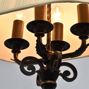 Lampa de podea Victoria Country 4 Beige - 401040804 small 5