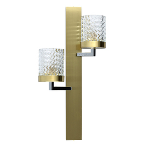 Lampă de perete Hamburg Megapolis 2 Brass - 605022002 small 0