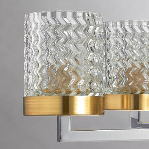 Lampa suspendată Hamburg Megapolis 8 Brass - 605011708 small 5
