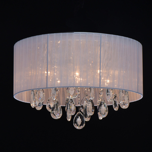 Lampa suspendată Jacqueline Elegance 6 Alb - 465015606 small 2
