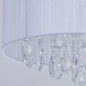 Jacqueline Elegance 9 Lampă cu pandantiv alb - 465015709 small 3