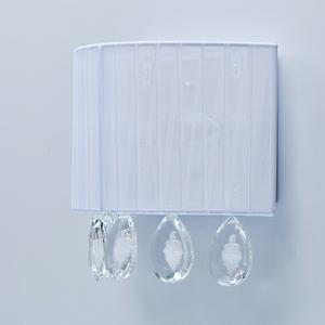 Lampa de perete Jacqueline Elegance 1 Alb - 465025801 small 2