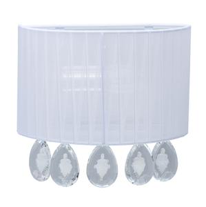Lampa de perete Jacqueline Elegance 1 Alb - 465025801 small 0