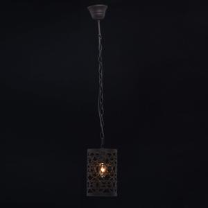 Lampa suspendată Castle Country 1 Brown - 249018101 small 1