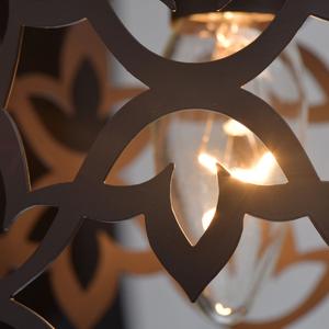 Lampa suspendată Castle Country 1 Brown - 249018101 small 5