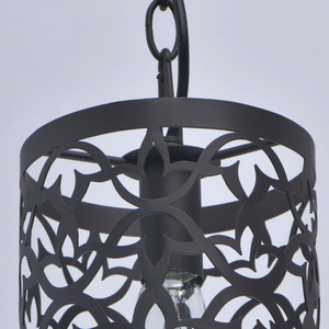 Lampa suspendată Castle Country 1 Brown - 249018101 small 6
