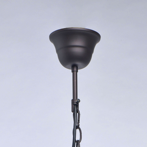 Lampa suspendată Castle Country 1 Brown - 249018101 small 8