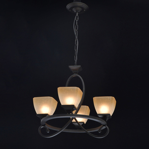 Lampa suspendată Castle Country 4 Black - 249018304 small 1