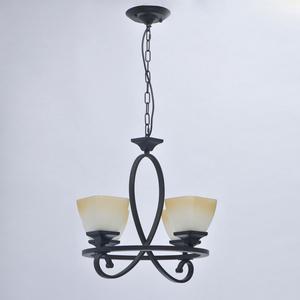 Lampa suspendată Castle Country 4 Black - 249018304 small 4