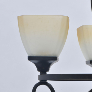 Lampa suspendată Castle Country 4 Black - 249018304 small 5