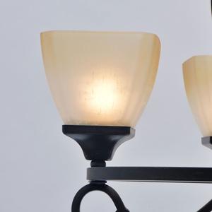 Lampa suspendată Castle Country 4 Black - 249018304 small 6