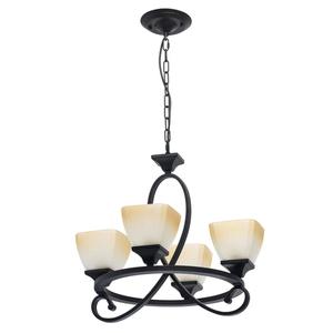 Lampa suspendată Castle Country 4 Black - 249018304 small 0