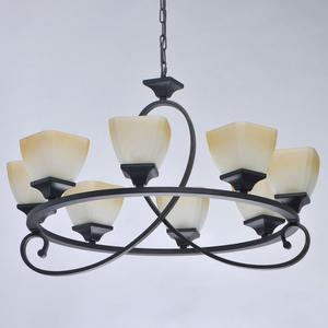 Lampa suspendată Castle Country 8 Black - 249018808 small 4