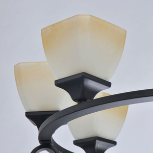 Lampa suspendată Castle Country 8 Black - 249018808 small 5