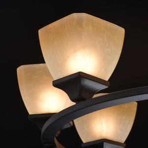 Lampa suspendată Castle Country 8 Black - 249018808 small 6
