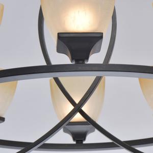 Lampa suspendată Castle Country 8 Black - 249018808 small 7
