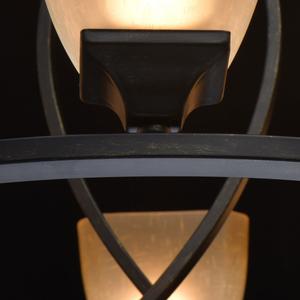 Lampa suspendată Castle Country 8 Black - 249018808 small 11