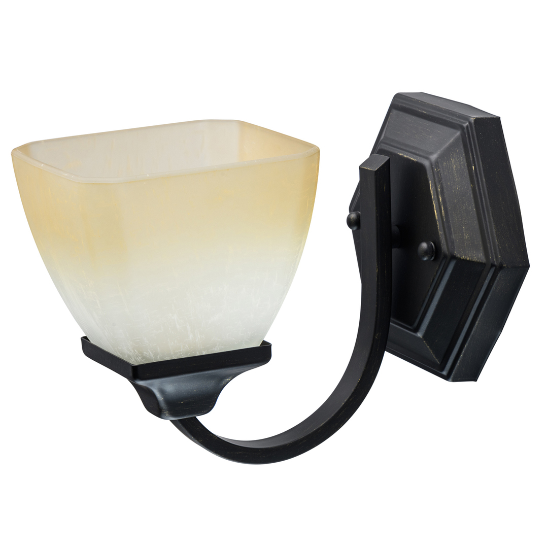 Lampă de perete Castelul Țara 1 Negru - 249028401