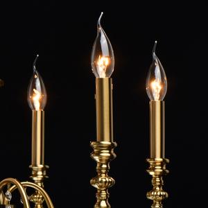 Lampa suspendată Consuelo Classic 6 Brass - 614012506 small 6